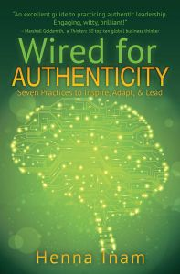 Wired for Authenticity Book Cover