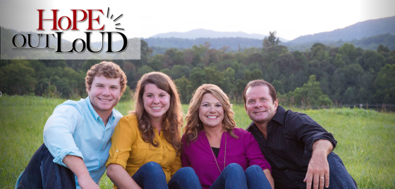 Hope Out Loud - Barrick Family