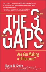 the 3 Gaps book cover
